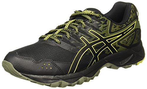 ASICS Men's Gel-Sonoma 3 Sulphur Spring/Black Trail Running...