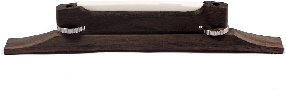 Regular dealer YIJU Rosewood Guitar Bridge Max 68% OFF Bone for Parts Saddle DIY Acc