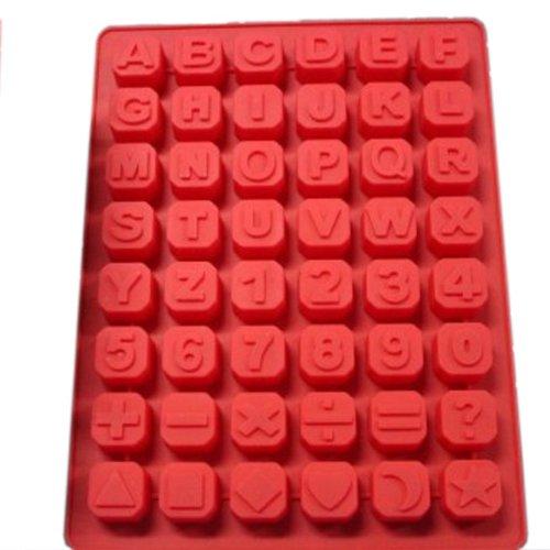 BestOfferBuy Cubeta Molde En Silicona Cubos Hielo