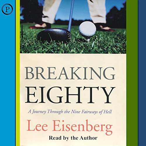 Breaking Eighty audiobook cover art