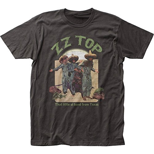 ZZ Top El Loco Fitted Jersey tee (XL)