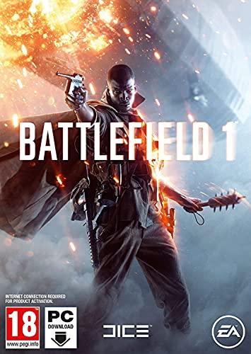 Battlefield 1 PC Origin Download Code Only (NO CD/DVD)