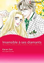 Insensible À Ses Diamants:Harlequin Manga (French Edition)