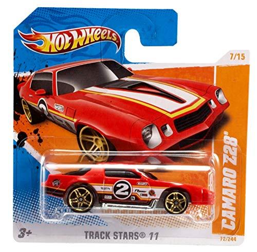Hot Wheels Véhicule Serie Vitesse petite voiture miniature, jouet pour enfant, modèle aléatoire, 5785