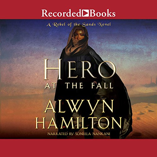 Hero at the Fall audiobook cover art