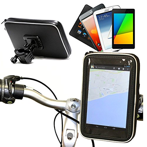 Navitech Cycle/Bike/Bicycle Waterproof Holder Mount and Case Compatible...