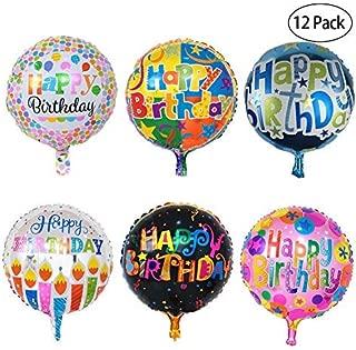 happy birthday helium