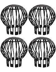 Bayda 4-delige set van afvoergoot voor het afdichten van bladeren en daktakken