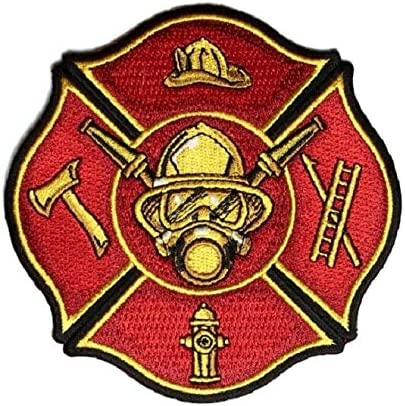 Purchase by SFI FIRE Department Ax Ladder Patch on 4