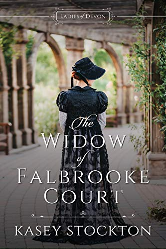 The Widow of Falbrooke Court (Ladies of Devon Book 3) (English Edition)