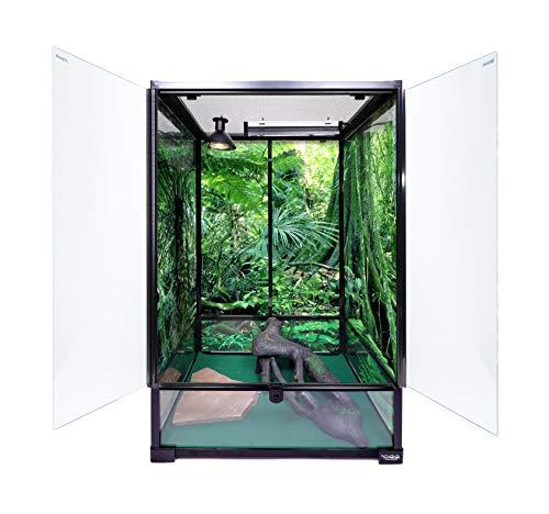 Carolina Custom Cages Terrarium, Extra-Tall Medium 24Lx18Dx36H; Easy Assembly