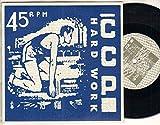 CCP - HARD WORK - 7 inch vinyl / 45