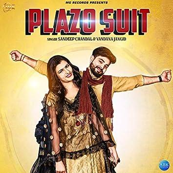 Plazo Suit - Single