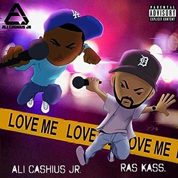 Love Me (feat. Ras Kass)