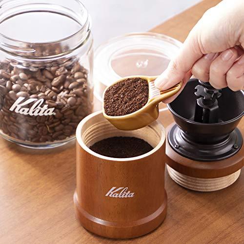 Kalita(カリタ)『パステルメジャーカップパステルブラウン(44005)』