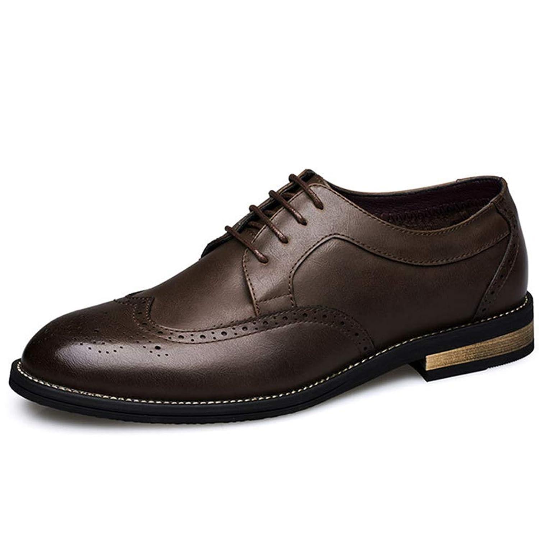 [ランボ] ビジネスシューズメンズ 紳士靴 結婚式 冠婚葬祭 フォーマル 紳士靴 皮靴 歩きやすい 履きやすい 通気快適 滑り止め 柔らか素材 軽量 メンズ シューズ ビジネス シューズ
