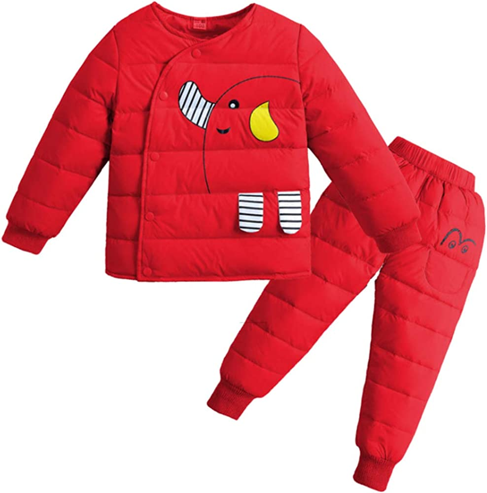 Special price for a limited time DAZISEN Snowsuit - Newest Puffer Winter Sk Snow Max 67% OFF Jacket with Warm