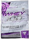 Trec Nutrition Whey 100, Complejo Proteínico, Sabor Mantequilla - 2275 gr