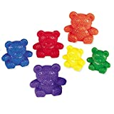 Learning Resources   Kit d'Ours à Compter Three Bear Family  Couleurs