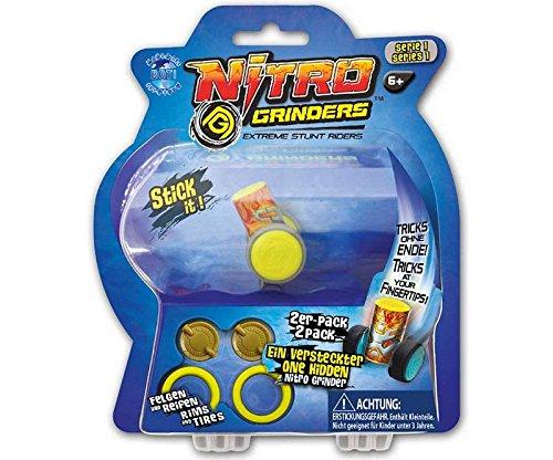 NITRO GRINDERS 6 STK 33263 - Bonuspackung, Fingerboards, Mini-BMX und Zubehör