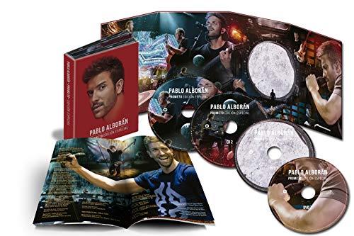 Prometo - Edición Especial (2 CDs+ 2 DVDs)