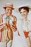 Nostalgia Store Mary Poppins Poster Dick Van Dyke, 61 x 91