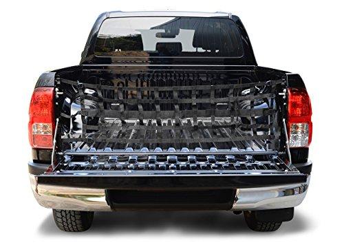 Universel : Filet pour le rabat arrière, largeur 120 cm-hauteur : 38 cm) en nylon (pickup, vus, etc.