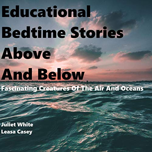 Educational Bedtime Stories - Above and Below cover art