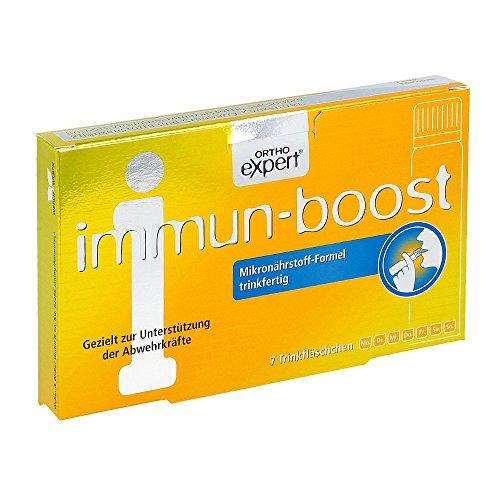 Immun-boost Orthoexpert Trinkampullen, 7X25 ml