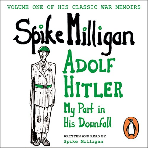 Adolf Hitler audiobook cover art
