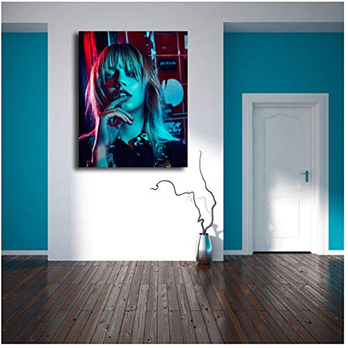 A&D Riverdale Pyper Smith canvas poster print muurkunst schilderij decoratieve afbeelding slaapkamer modern wooncultuur kunstwerk -50x70cmx1pcs -No Frame