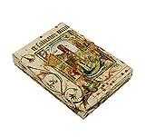 Premium-Kartenbox Weihnachten: Weihnachtlicher Glanz. Kostbare Miniaturen aus dem Mittelalter