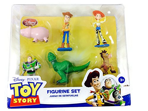 Disney Toy Story 6-pc. Figure...