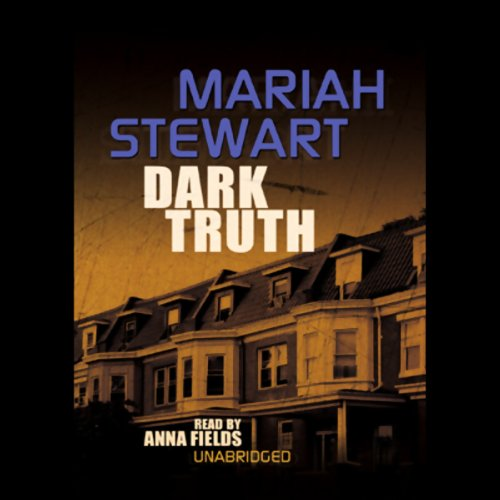 Dark Truth audiobook cover art