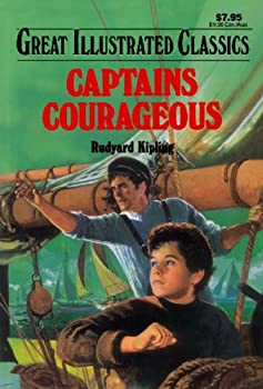 Captains Courageous - Book  of the Great Illustrated Classics