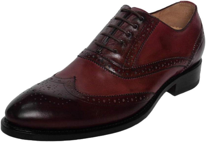 NIUMT Benutzerdefinierte Handgemachte Business Casual High-End-Spitze Low-Top-Schuhe Low-Top-Schuhe Low-Top-Schuhe Schnürschuhe B07GLQ5KYS  6a28e3