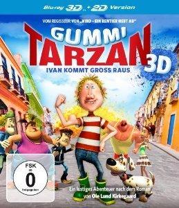 Ivan the Incredible ( Gummi T ) (3D & 2D) [ Origen Alemán, Ningun Idioma Espanol ] (Blu-Ray)