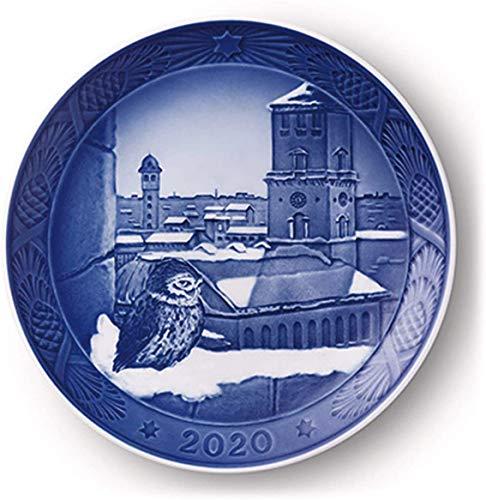 Royal Copenhagen 2020 - Piatto natalizio