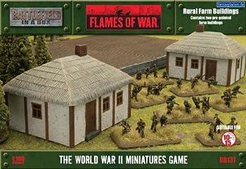 Flames of War  Rural Farm Buildings