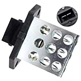Karpal Engine Cooling Fan Control Module Resistor F5RZ8L603AC Compatible With Ford Focus GT Mercury Cougar Mystique
