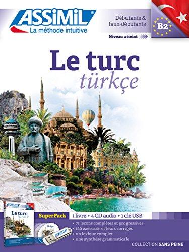 Le turc. Con 4 CD-Audio: 1