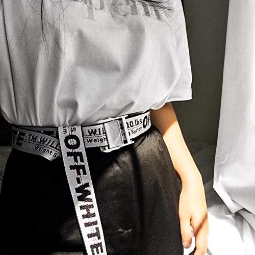 Off White Belt [Explicit]