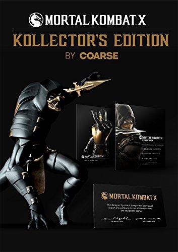 Mortal Kombat X Kollector's Edition Estatua Scorpion 28 cm