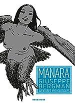 Giuseppe Bergman - Aventures Mythologiques de Milo Manara