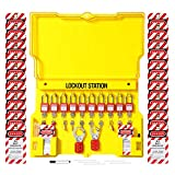 Lockout Tagout Station Covered Group Lockout Station Lockout Tagout Kit Lock Out Tag Out Set
