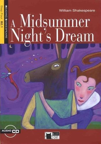 A MIDSUMMER NIGHTSDREAM + audio: A Midsummer Nights Dream + audio CD