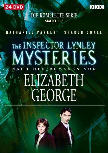 The Inspector Lynley Mysteries - Die komplette Serie [24 DVDs]