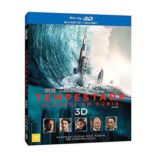 Tempestade: Planeta Em Furia (3D) [Blu-ray]