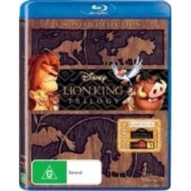Lion King Trilogy [Blu-ray]