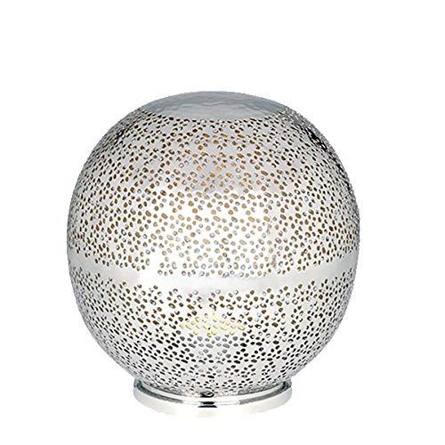 Lambert - Windlicht, Kerzenständer - Azrou - Durchmesser: 17 cm - wunderschönes Spiel aus Licht und Schatten